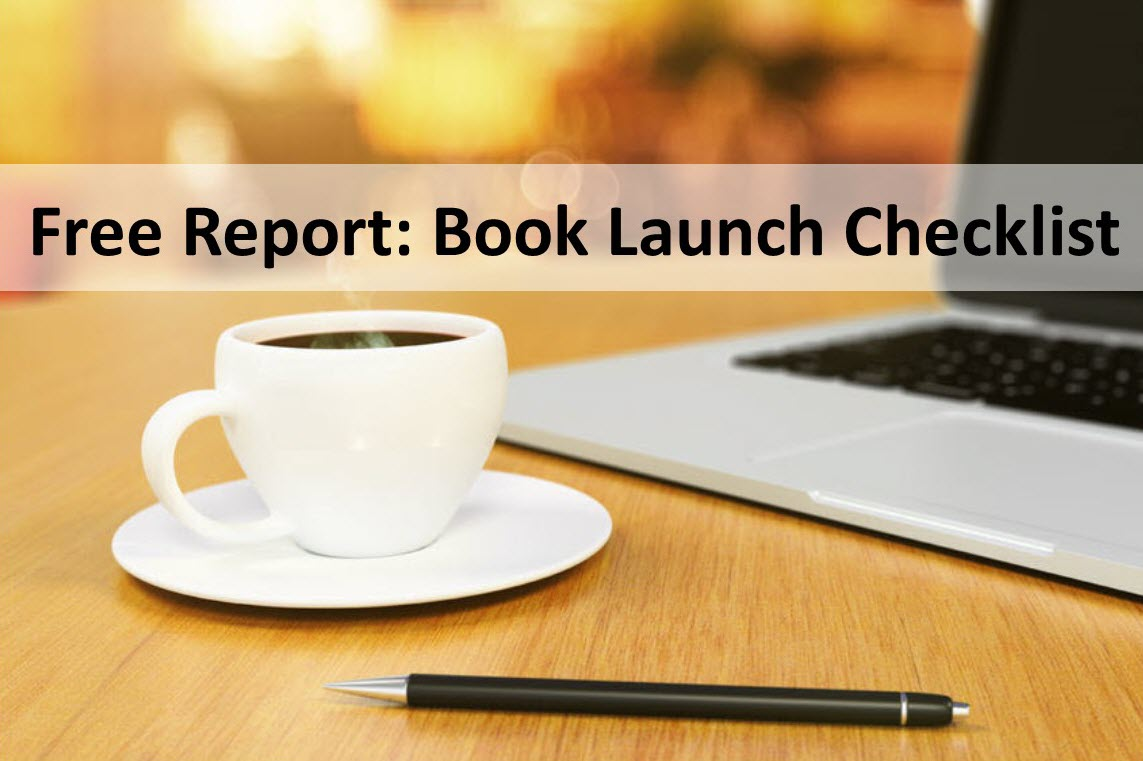 Get Our FREE Book Launch Checklist