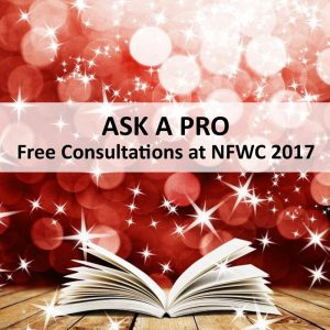Ask a Pro - Publishing Consultations at NFWC 2017