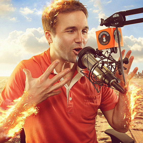 John Lee Dumas – Podcasting for Promotion and Profit