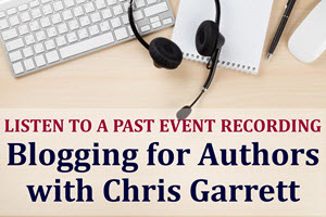 Listen to a Past Event Recording