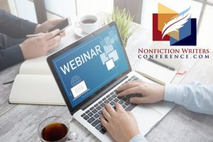 webinar format - nonfiction writers conference