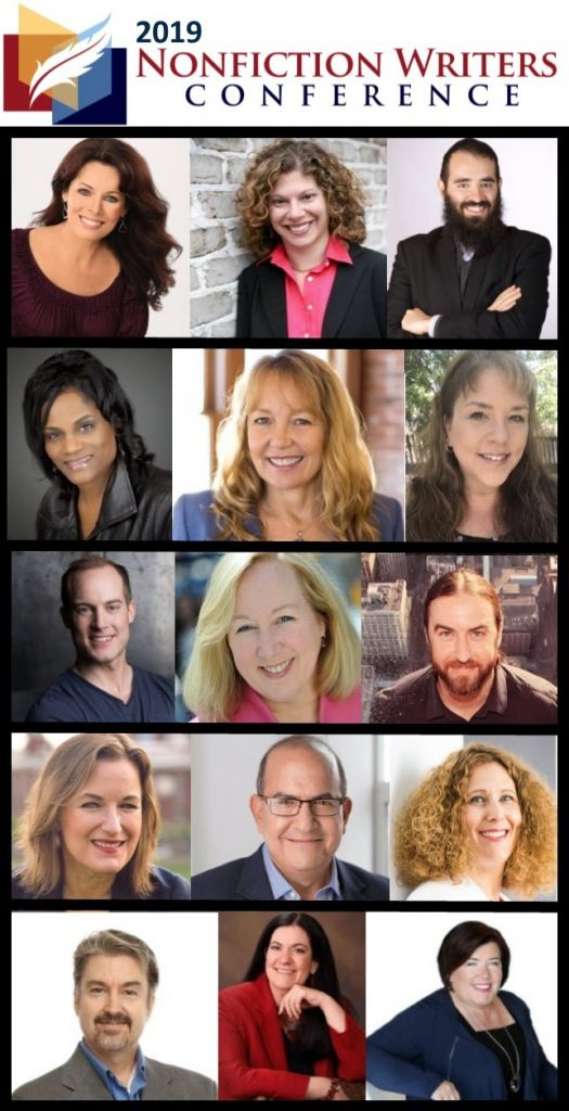 fiction Writers Conference Speakers 2019