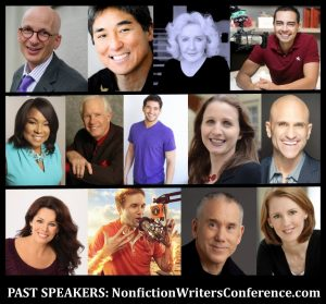 Past Speakers - Nonfiction Writers Conference