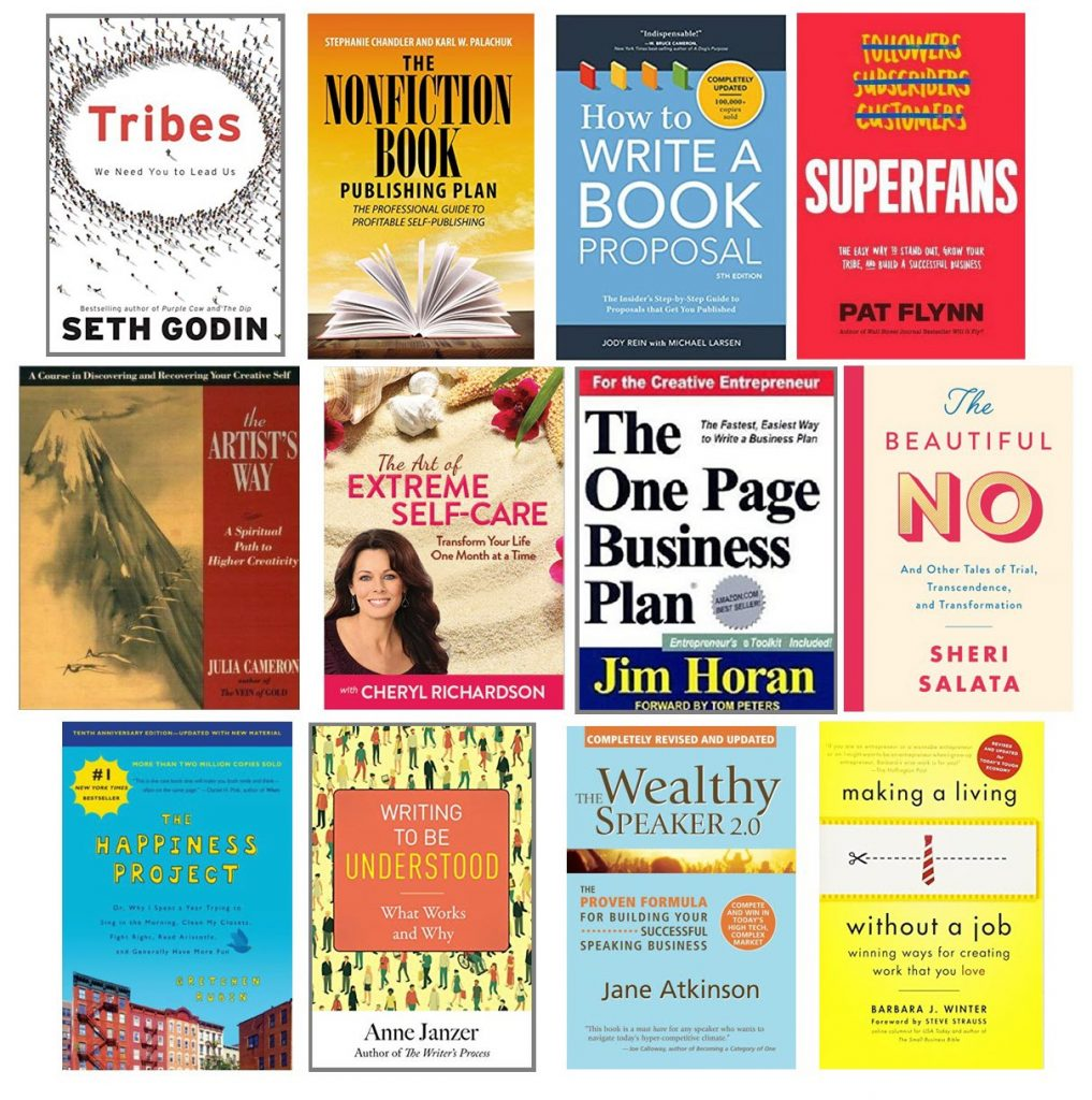 nonfiction writers conference speaker bookstore
